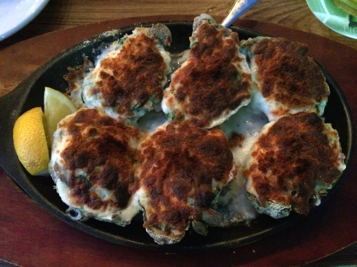 Oysters Rockefeller_CatchofDay